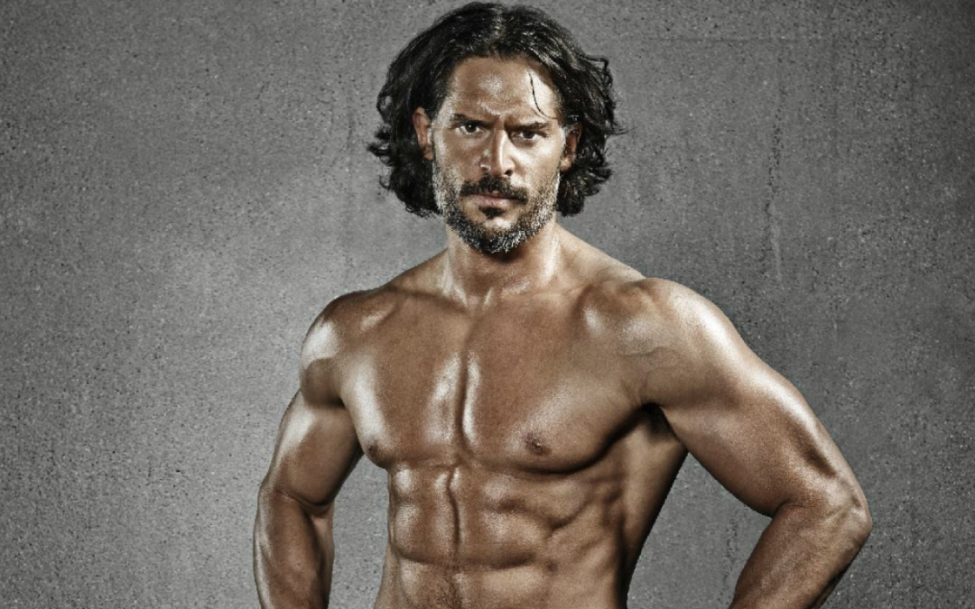 Joe Manganiello Physique