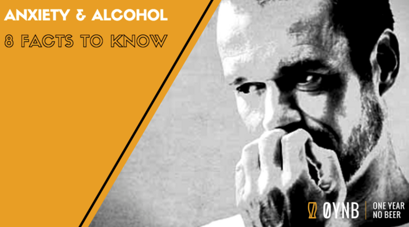 8 FACTS ABOUT ALCOHOL & MENTAL HEALTH