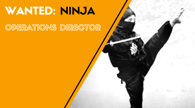 Are you an Operations Ninja?