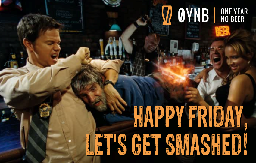 Happy Friday! Let's Get Smashed!