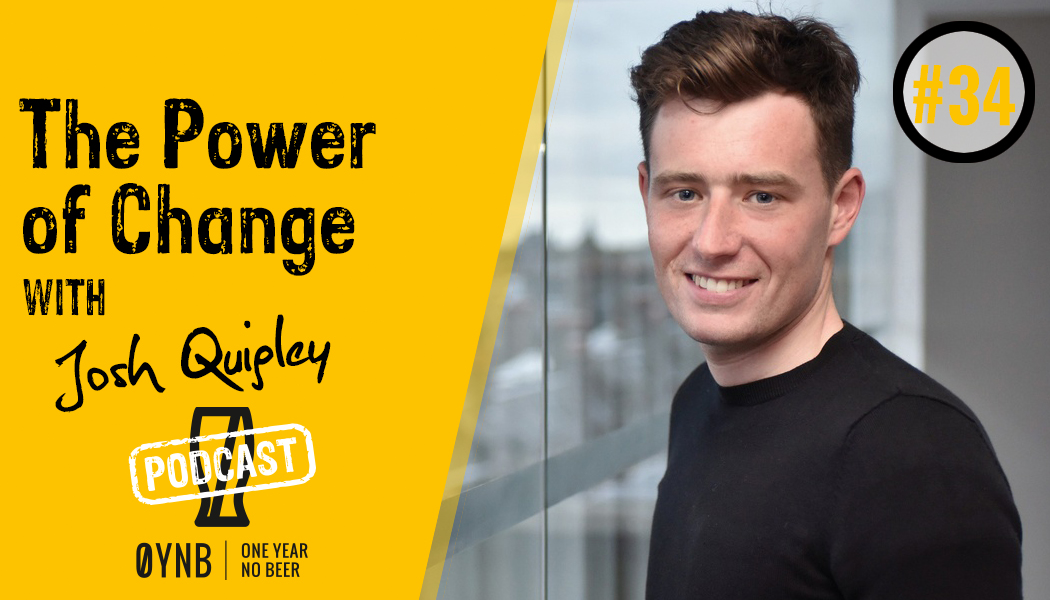The Power of Change | OYNB Podcast 034