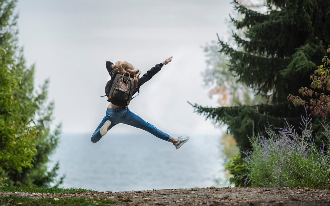 3 ways to feel more alive by Ali Roff