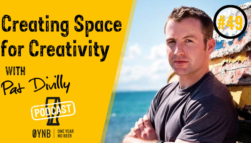 Creating Space for Creativity   OYNB Podcast 049