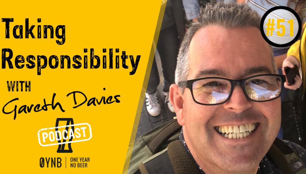 Taking Responsibility | OYNB Podcast 051