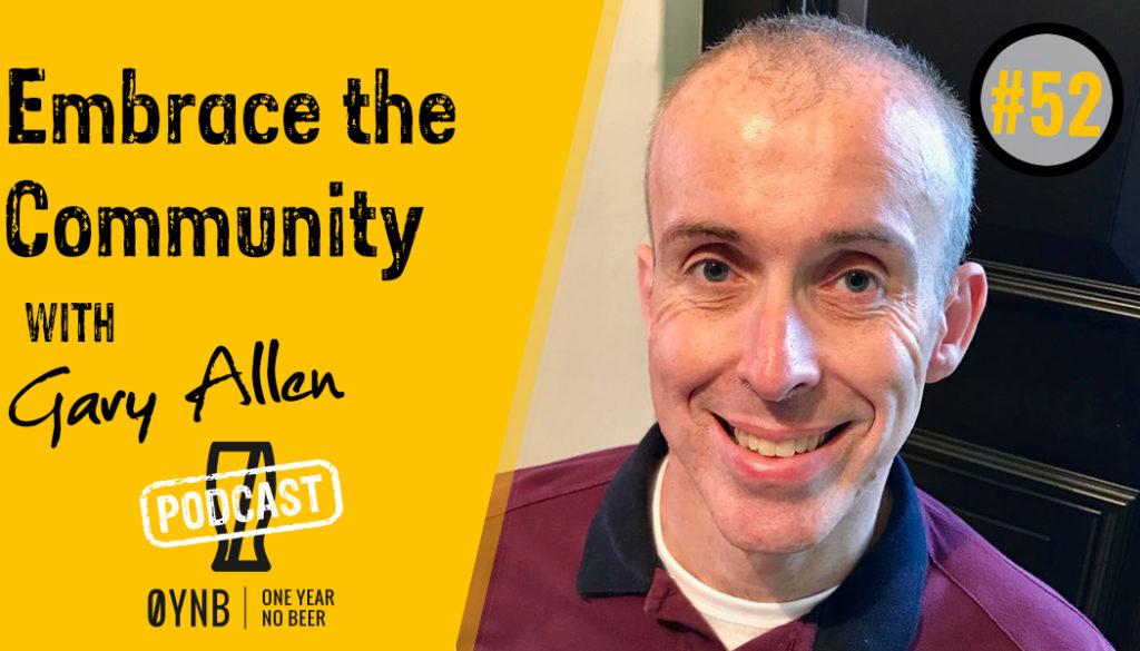 Embrace the Community | OYNB Podcast 052