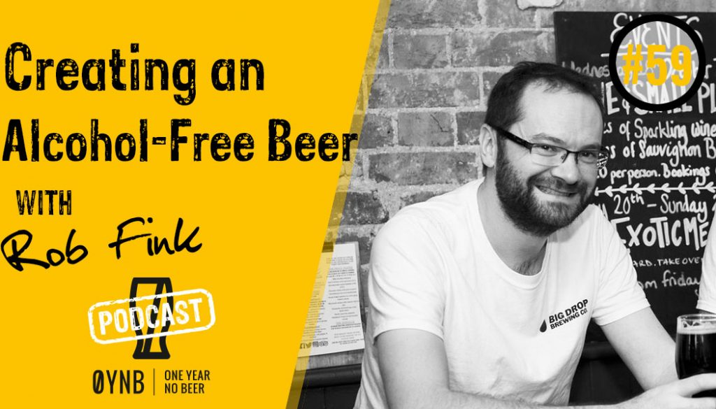 Creating an Alcohol-Free Beer | OYNB Podcast 059