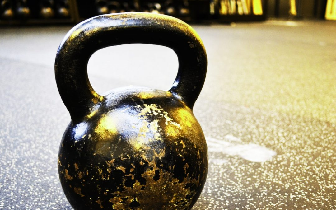 Kettlebells for Complete Beginners with Cavemantraining