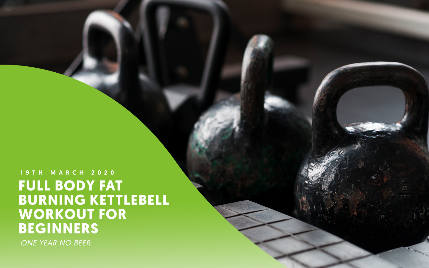 Kettlebells training guide for beginners: Get swinging fit with Cavemantraining