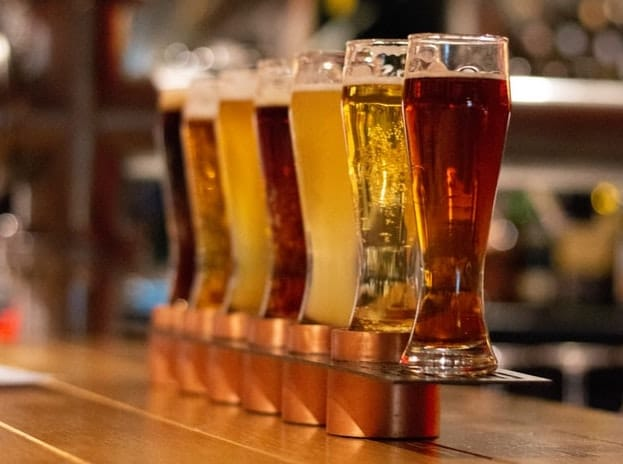 Six of the best non-alcoholic beers for autumn – by Tom Hallett