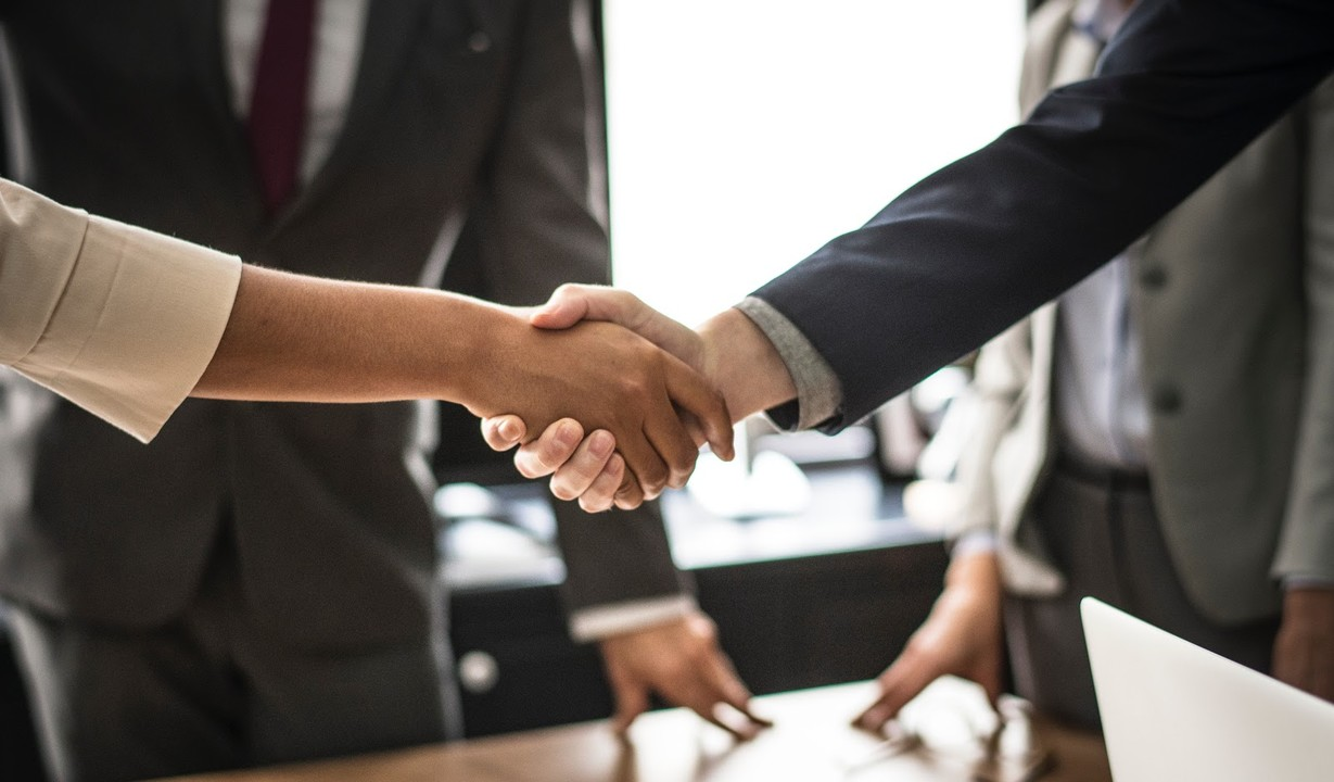 Changing Business Etiquette