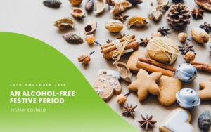 An alcohol-free festive period