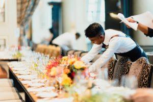 workplace culture, hospitality