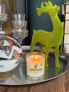 OYNB candle, non-alcoholic gift