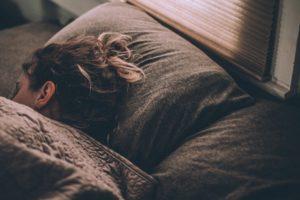 a bad night's sleep