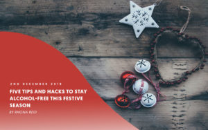 alcohol-free festive period