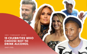 celebs who don't drink