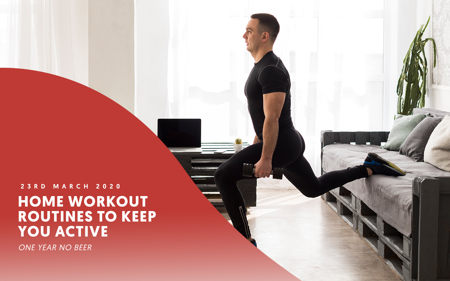Home workout routines to keep you active