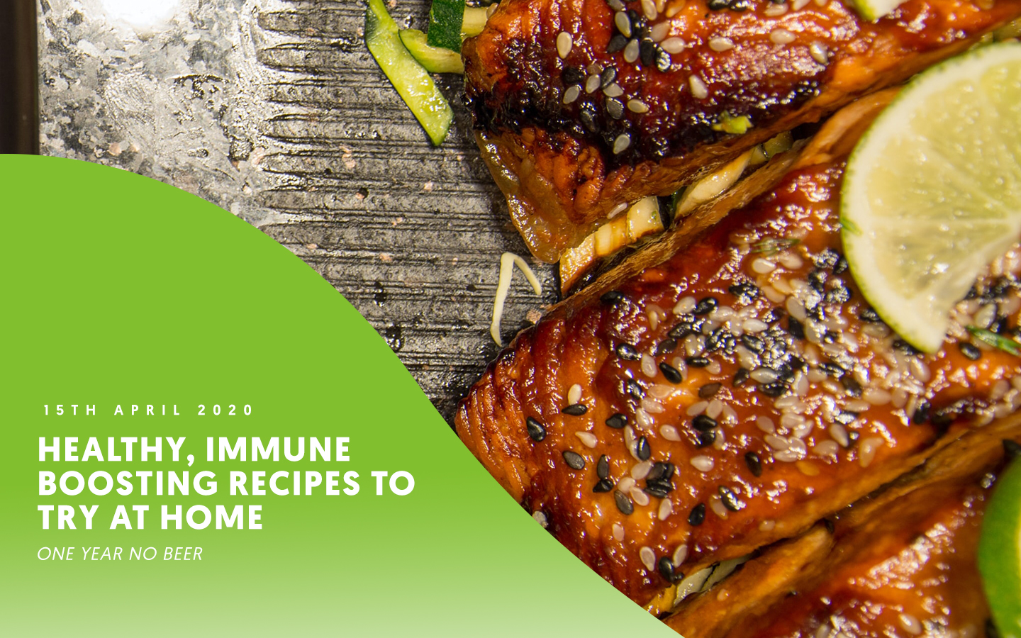 Healthy, immune boosting recipes to try at home