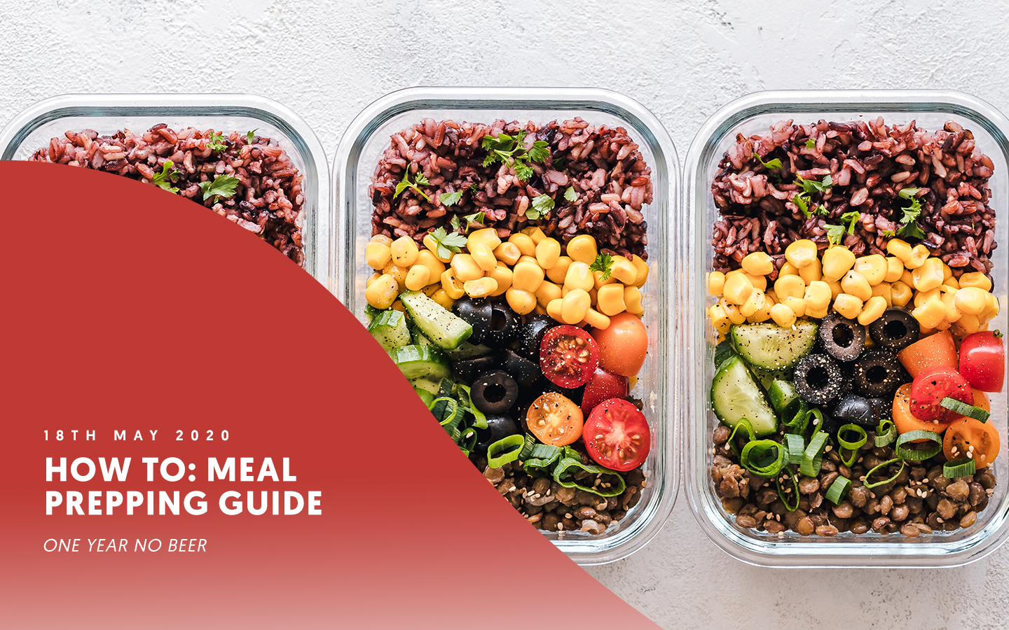 How to: meal prepping guide