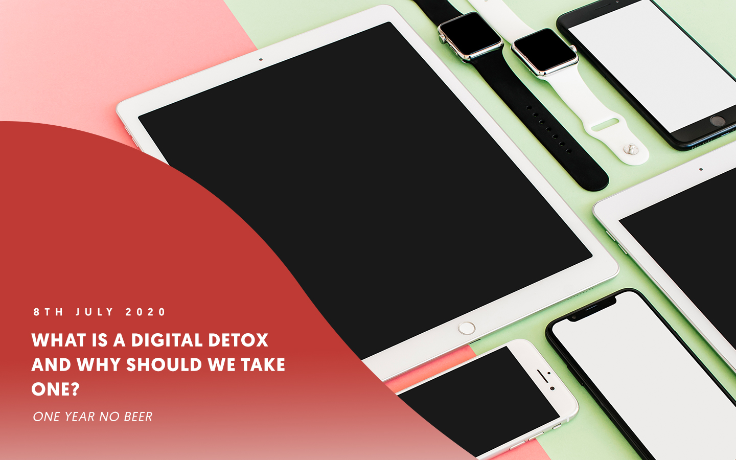 What is a digital detox and why should we take one?