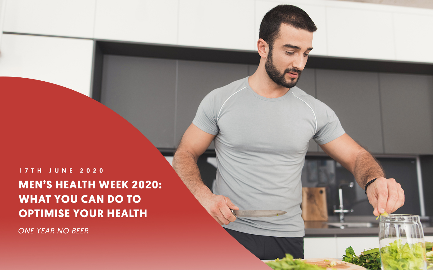 Men's Health Week 2020: What you can do to optimise your health