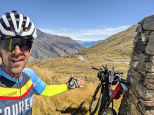 cliff stopped drinking and improved his cycling