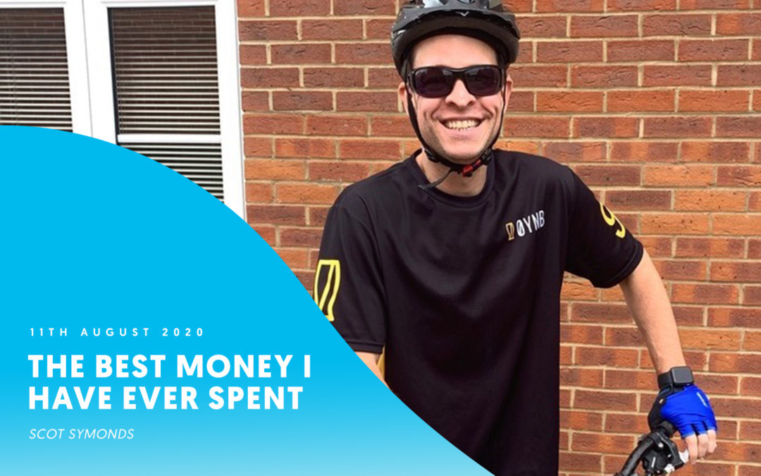 """The best money I have ever spent"" – Scot Symonds"