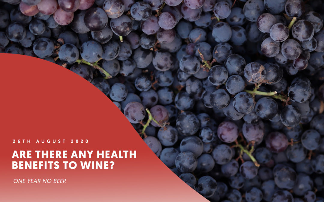 Are there any health benefits to wine?