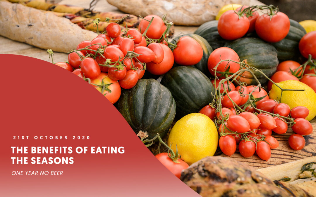 The benefits of eating the seasons