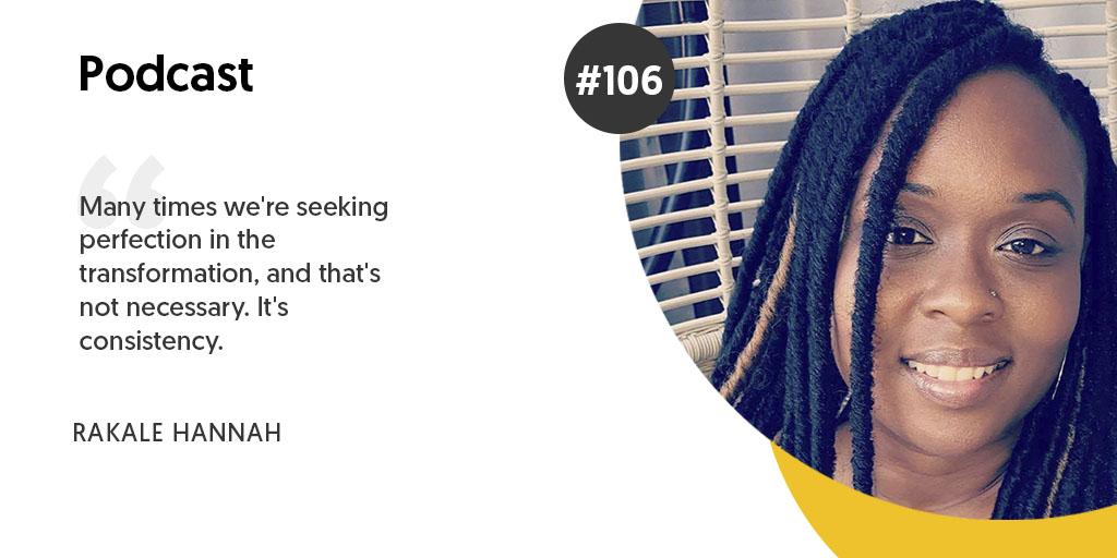 I Chose Healing! Rakale Hannah   OYNB 106