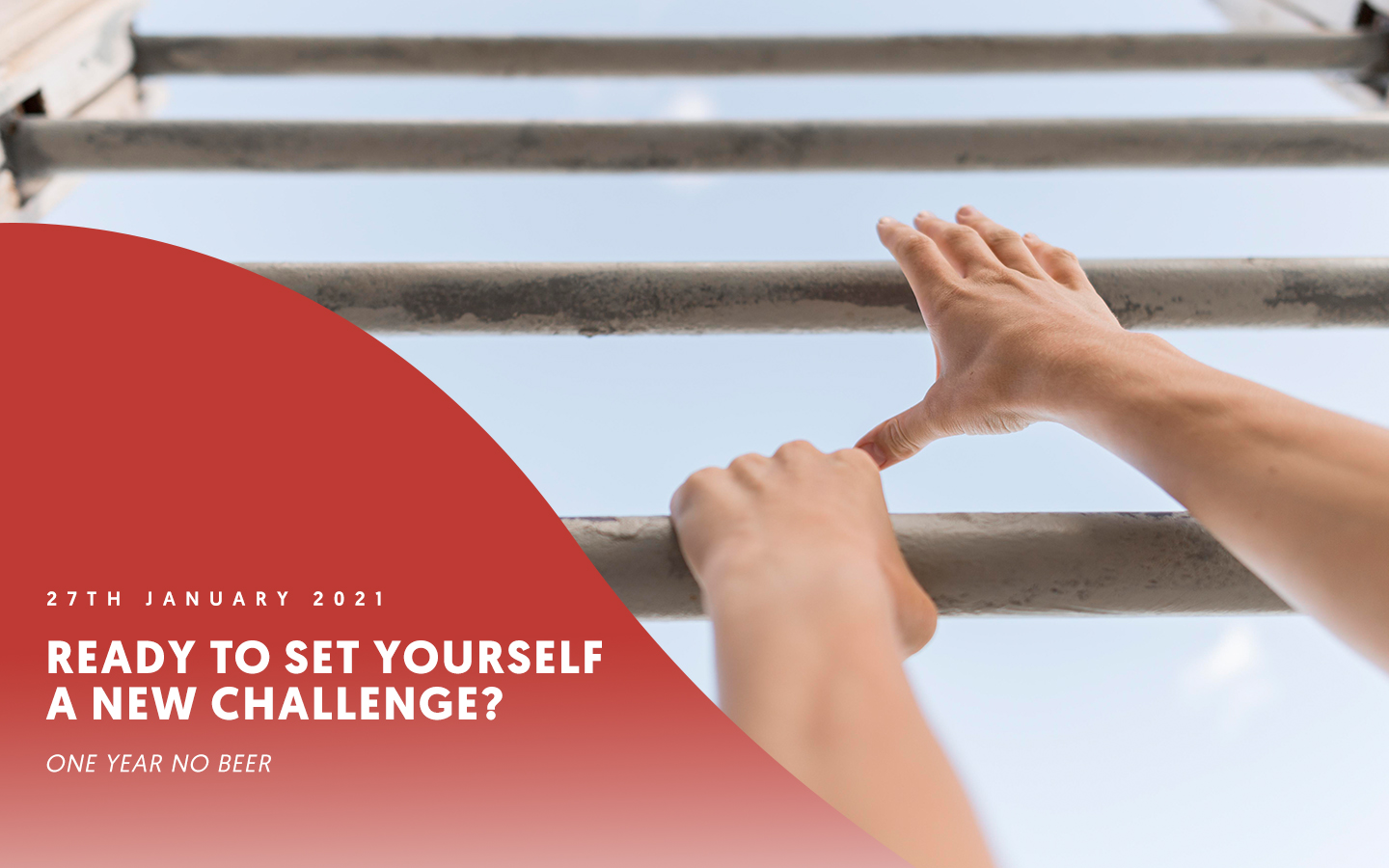 Ready to set yourself a new challenge?